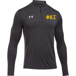 Greek 1/4 Zip
