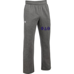 Greek Hustle Fleece Pants